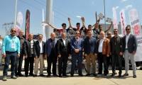 Muğla'da ilk kez Kriteryum  Bisiklet Yol Yarışı düzenlendi