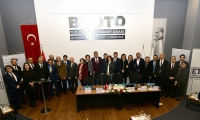ARABULUCULUK PANELİ BODTO'DA GERÇEKLEŞTİ