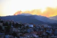 Orman yangınları kısmen kontrol altına alındı