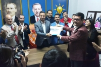 2014 Yılında CHP'nin Aday Adayı AK Parti'den Aday Adayı Oldu