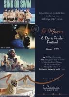 D-Marin ve Naviga, Deniz Tutkunlarını Deniz Filmleri Festivali'ne Davet Ediyor