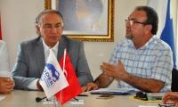 Ak Partili aday Demir Boder  Yönetim Kurulu Toplantısı'na katıldı