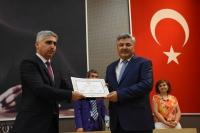 İYİ Parti Muğla Milletvekili Ergün mazbatasını aldı
