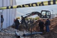 Kanalizasyon çalışmasında göçük: 1 ölü