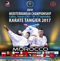 AKDENİZ Ülkeleri Karate  Şampiyonası'nda ikinci oldu