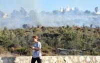 Evler ve otellere yaklaşan yangın mahalleliyi korkuttu