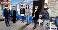 CHP Bodrum Kadın  Kolları İzmir İçin Tek Yürek