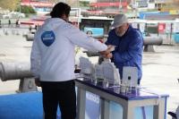 Bodrum tırı İstanbullularla buluştu