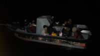 21 kaçak göçmen yakalandı