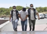 Rus turistlerin kaldığı evden hırsızlık yapan zanlı tutuklandı