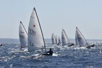 Trafik kazası sonucu hayatını kaybeden sporcunun anısına yelken açtılar