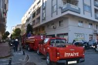 Marmaris'te ev yangını: 1 ölü