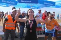 3. Uluslararası Dalyan Açık Su Yüzme Yarışması YAPILDI