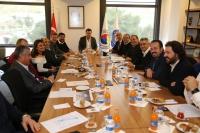 Bodrum Tanıtma Vakfı toplantısı BODTO'da yapıldı