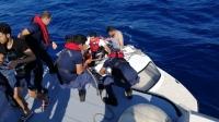 60 düzensiz göçmen yakalandı