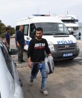 14 düzensiz göçmen yakalandı