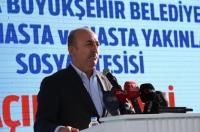 Dışişleri Bakanı Çavuşoğlu: 4 sene sonra sadece sağlık turizminden 50 milyar dolar gelir elde ederiz