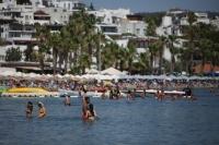 Bodrum'a gelen yabancı turist sayısı artıyor