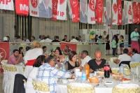 Bodrumlu MHP'liler iftar yemeğinde buluştu