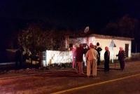 Bodrum'da ev yangını: 1 ölü