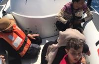 Bodrum'da 13 kaçak göçmen yakalandı
