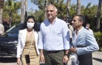 Turizm sektörü temsilcileri, Kültür ve Turizm Bakanı Mehmet Nuri Ersoy ile bir araya geldi