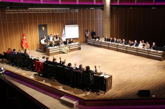 2016'nın son meclis toplantısı bugün
