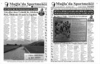 Muğla'da Sportmence'nin yeni sayısı yayında