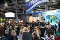 Hollanda'da Bodrum standına büyük ilgi