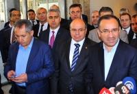"""Adalet Bakanı Bozdağ Muğla'da konuştu: """"Cumhuriyet kimsenin babasının malı değil"""""""