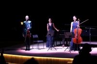Nova Trio, Bitez'de klasik müzikseverlerle buluştu