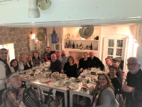 Dünya sanatçıları Bodrum'da buluştu