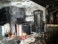 Bodrum ve Fethiye'de iş yerlerinde yangın