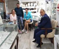 Muğla Kuyumcular Odası ilk toplantısı Bodrum'da yapıldı