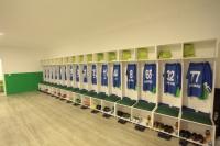 Bodrum stadına  2 milyon TL'lik yatırım