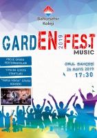 4. Geleneksel GARDENFEST 26 Mayıs'ta Düzenleniyor