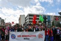 141 öğrenci, tarihi ve  turistik mekanları gezdi