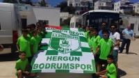 Bodrumspor U 13 takımı şampiyona yolunda