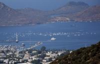 TYF Federasyon Kupası Yelken Yarışları başladı