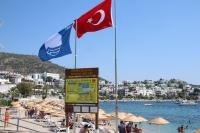 Bodrum plajları Türkiye birincisi