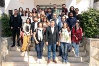 ODTÜ Mimarlık Fakültesi'nden  Çatal Ada'da dostluk projesi