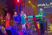 Palmarina Bodrum'da dans şov ve konserler