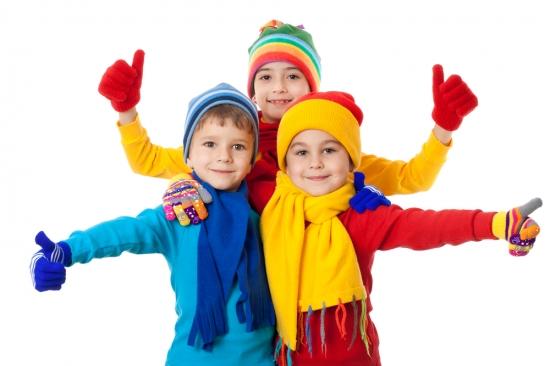 Çocuğunuzu kışın nasıl giydirmelisiniz?