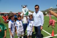 İsmail Altındağ Çocuk Futbol Festivali kupa ve ödül töreniyle sona erdi