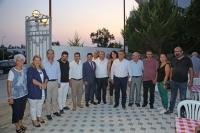 Bodrum Alevi Bektaşi Kültür Derneği  Muharrem Ayı orucu iftar yemeği düzenlendi