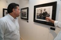 Atatürk fotoğrafları sergisi açıldı