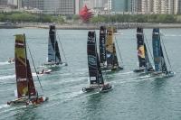 Palmarina Extreme Sailing'e sponsor oldu
