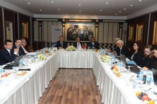 GEKA 89. Yönetim Kurulu Toplantısı Pamukkale'de gerçekleştirildi