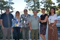 Romanyalı gazetecilere Kovid-19 tedbirleri güven verdi