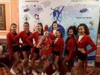 Seashine Dans Akademi Bodruma Dünya 3. lüğünü Getirdi
